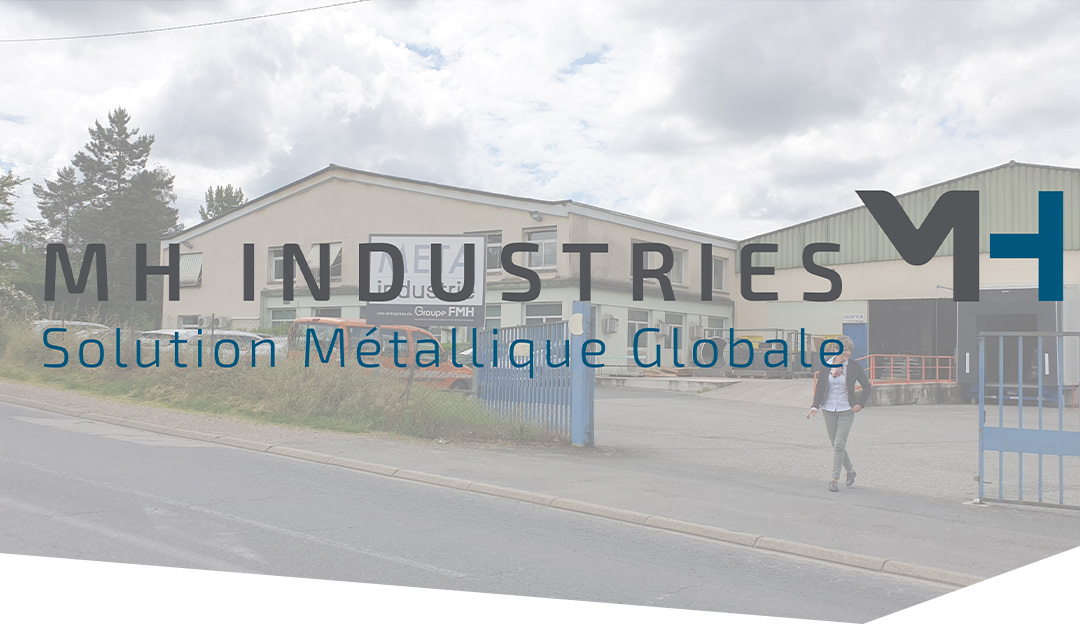 Buyout by the MH Industries group led by Matthieu HEDE