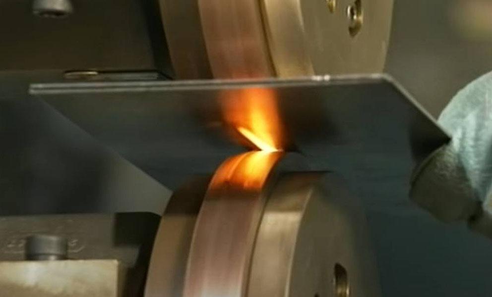 Pièces de tôlerie fabriquées par Méta Industrie