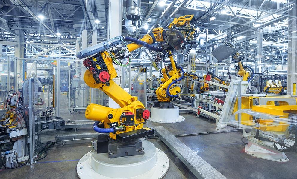 Marché biens d'équipements industriels proposé par Meta Industrie