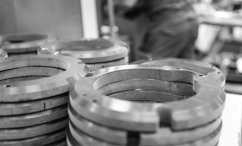 Chaudronnerie aluminium, acier et inox